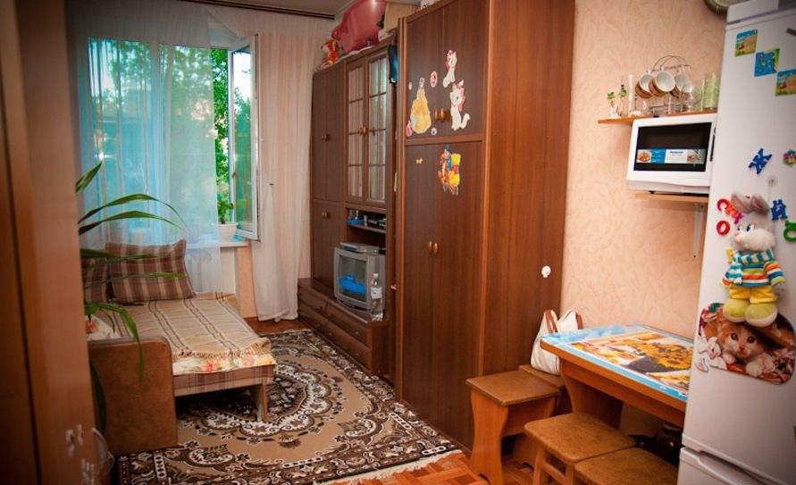 Дизайн комнаты в семейном общежитии