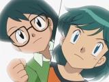 Покемон 8 сезон 15 серия (новое сражение)