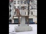 Легенда Праги, чешский писатель Ярослав Гашек и его  Бравый солд