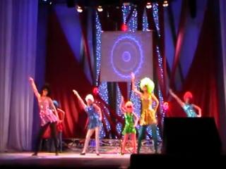 Танец диско Анс.«Экспансия»
