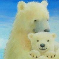 """Логотип Клуб осознанного родительства """"Медведица"""""""