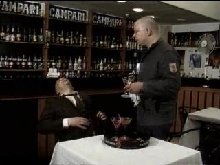 5 бутылок водки. Сцена 17. Липтон,греческая смоковница