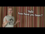 Misterduncan Learning English - Lesson Two (HelloGoodbye)