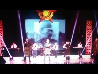 Алия)1место Республиканский конкурс военных песен!