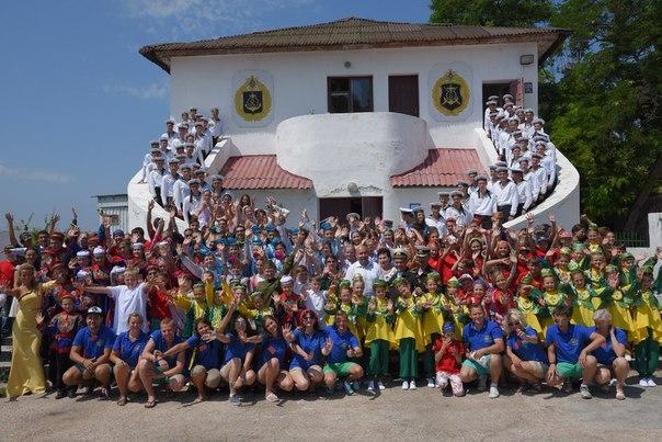 Бавлинские артисты выступили перед моряками Черноморского флота