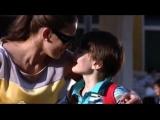 10 летка лапает целует взрослую Kissing boy& women2