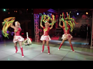 Шоу-балет Fresh