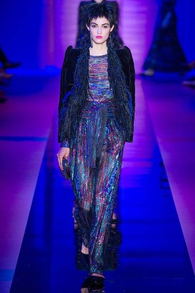 Armani Priv . Осень-зима 2015-2016. Couture. (6 фото) - картинка