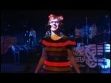 Blue Man Group Venus Hum - I Feel Love (2003, live, Donna Summer cover)