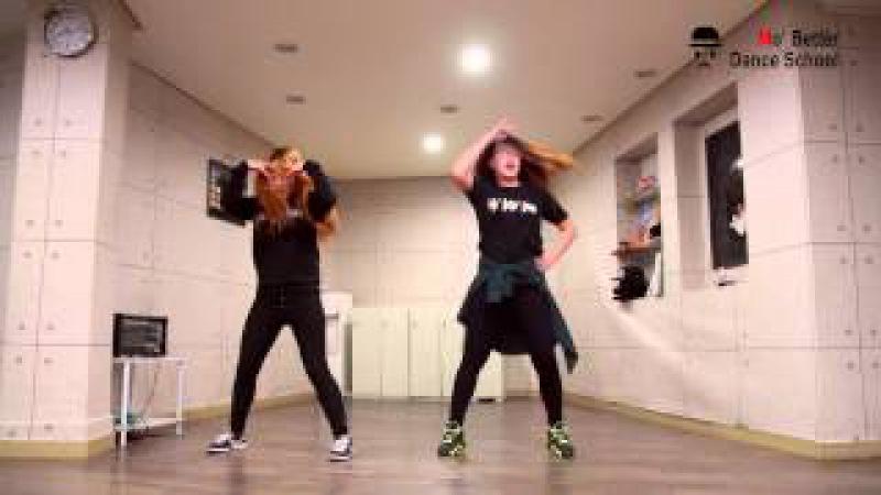 [모베러댄스스쿨] 포미닛(4minute) - 미쳐(crazy) 안무 (4minute - crazy cover dance)(HD)