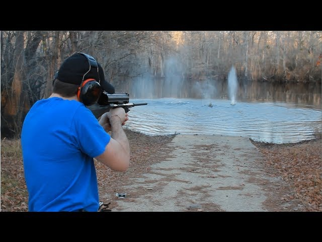 Shooting FPS Russia's Calico 9mm