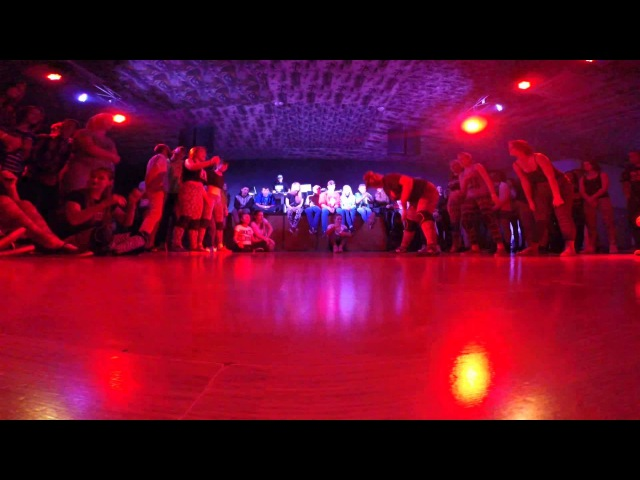 Катэ TeRRa Dance vs Настя GROOVE HATA FunQ 25 10 Mango