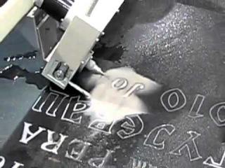 ЧПУ CNC станок по гравировки текста и символов GALEKS G50