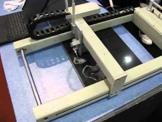 ЧПУ CNC станок по гравировки фотографий GALEKS G10