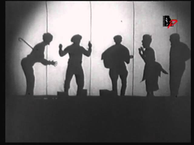 Фрагмент киножурнала о Театре на Таганке 1965 год