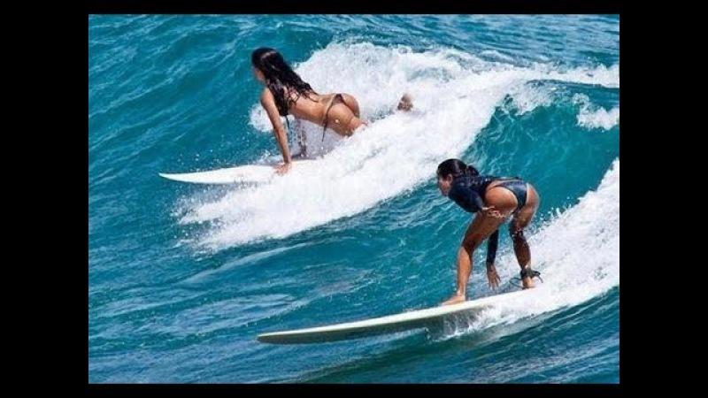 Серфинг. На гребне волны