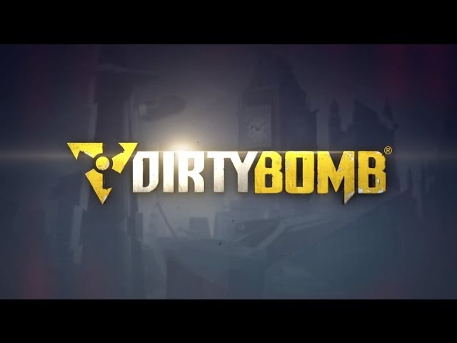Dirty Bomb Mercs in Training - Gameplay Trailer