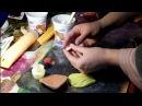 Как сделать силиконовый молд своими руками \ How to Make Silicone Moulds