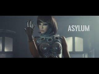 ASYLUM - a dark fashion/erotic short film