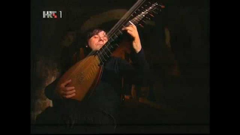 Edin Karamazov (Lute) Carlo Domeniconi Koyunbaba Op.19 Moderato