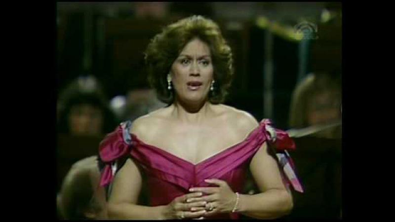 Dame Kiri Te Kanawa sings Im Abendrot - Vier Letzte Lieder - Richard Strauss