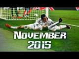 Cristiano Ronaldo - [November 2015] Best Skills ● Goals ● Assits HD