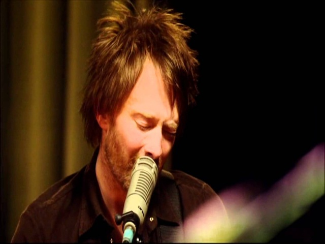 Radiohead Weird Fishes Arpeggi Live From The Basement HD