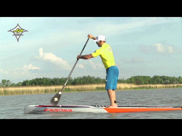 Stand Up Paddle Racing Tips - Peter Bartl