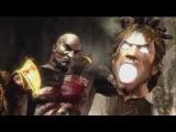 God of War III Music Video - Indestructible (Disturbed)