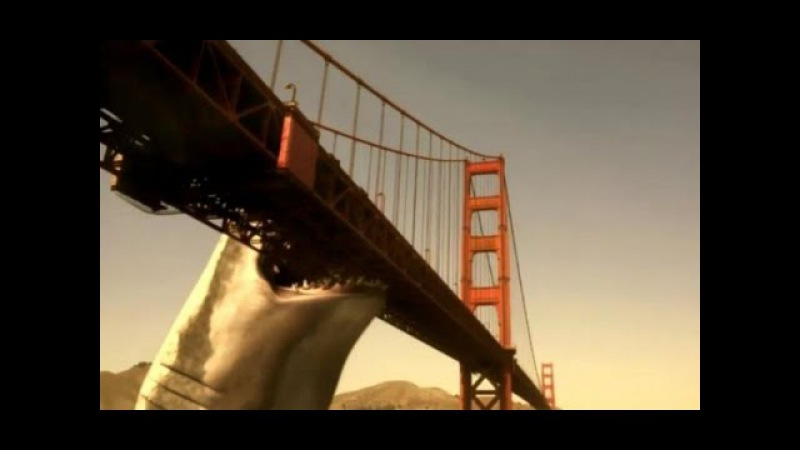 Чувак Против Мега Акула против Гигантского Осьминога