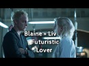 Blaine Liv iZombie Futuristic lover