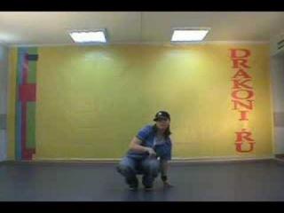 Брейк данс видео обучение - Школа танцев «Драконы» #10