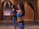 Видео уроки по танцу живота - Вина и Нина 2