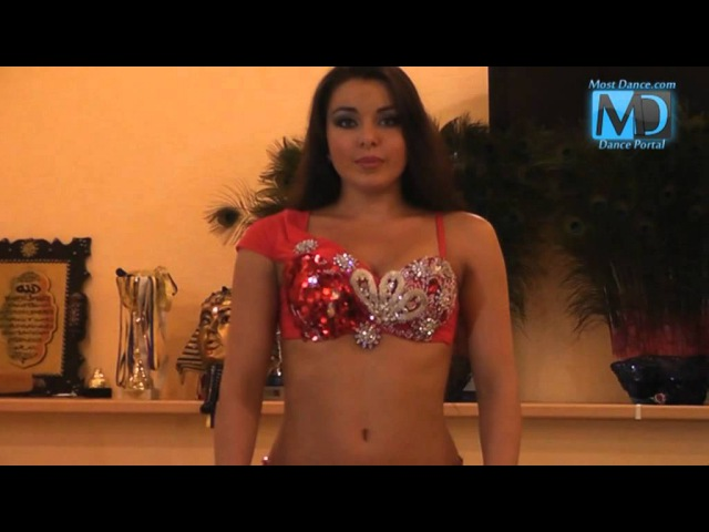 Видео уроки по танцу живота Танец живота с Аллой Кушнир 2