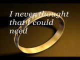 Never Thought That I Could Love-Dan Hill w Lyrics