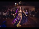 DRUM SOLO / Sadie with David Hinojosa Orchestra / Sadie's Bellydance Music Retreat Gala Night