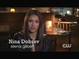 The Vampire Diaries - Interview with Nina Dobrev