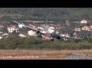 Extreme! UIA Boeing 737-900ER Landing Approach at Split airport SPU/LDSP