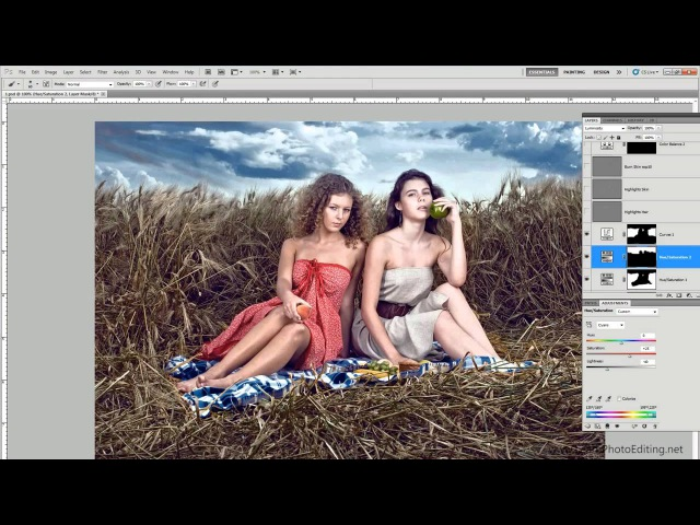 Learn Photo Editing: Colors and Details - Part 2/3