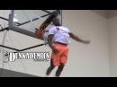 HIGHEST Max Vertical in the WORLD Daniel Kabeya is a FREAK