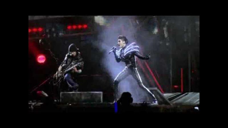 Tokio Hotel - Automatic - Humanoid City Live DVD