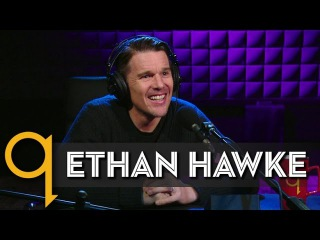 Ethan Hawke shares his