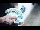 MEMENTO MORI PLAYING CARDS by CHRIS RAMSAY