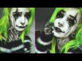 Psycho clown - Halloween tutorial