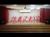 Капитошка, Детский танец Ладушки, Эстрадный танец, Ансамбль, Младшая группа
