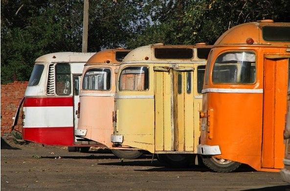 В Крыму планируют убрать с маршрутов старые автобусы