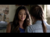 Милые обманщицы/Pretty Little Liars (2010 - ...) Фрагмент №2 (сезон 3, эпизод 15)