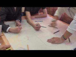 Участники проекта «Компас» - Школа №55 - рисуем остров