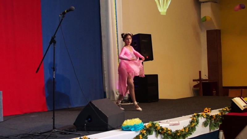 ПАСХА ДЛЯ ДІТЕЙ Церква Гефсиманія Танець