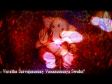 Maha Ganapati Mool Mantra  Ganesh Gayatri  UMA MOHAN